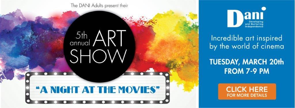 DANI Art Show 2018_web banner