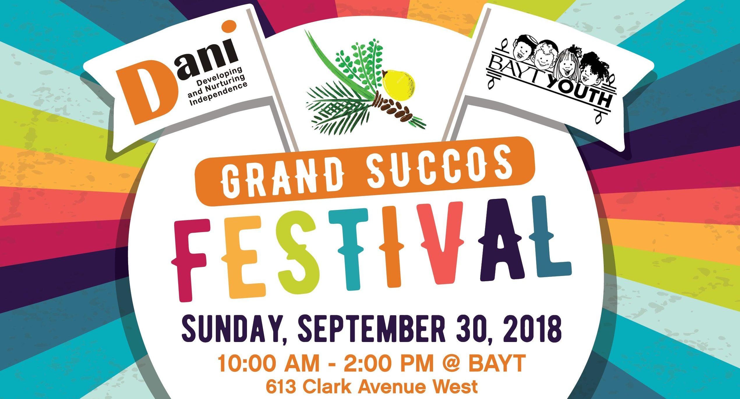 DANI Grand Succos Festival