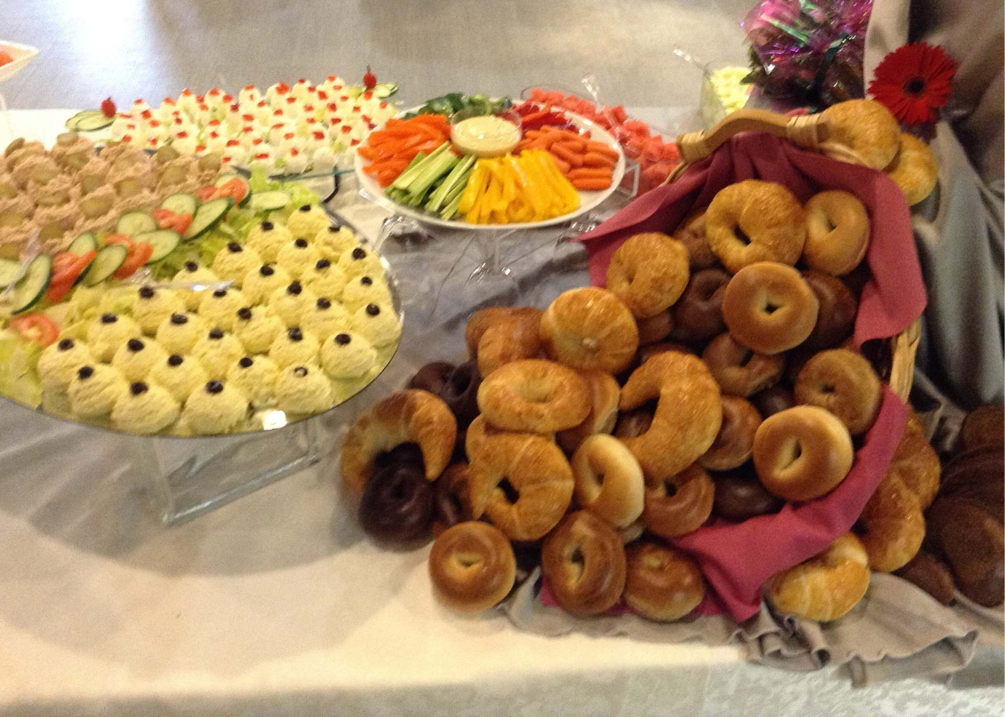 kosher catering Thornhill and Toronto